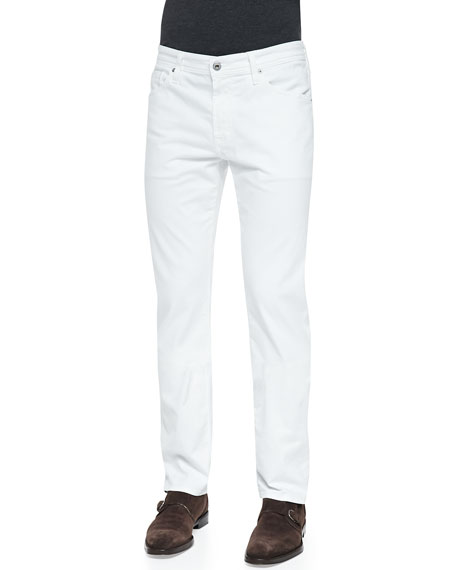 How to: 3 ways to wear white jeans for men | One Dapper Street